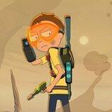 Morty, armado en la quinta temporada de 'Rick y Morty'
