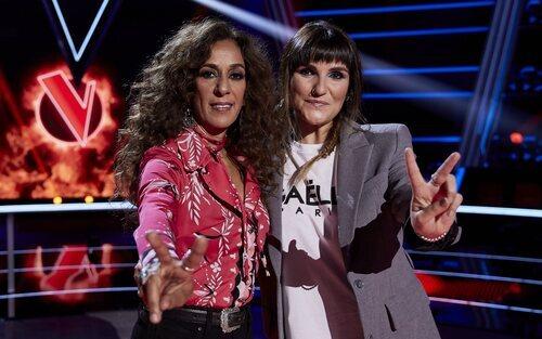 Rozalén es la asesora de Rosario Flores en la sexta edición de 'La Voz Kids¡