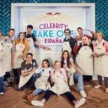 Los concursantes de 'Celebrity Bake Off España' en Amazon Prime Video