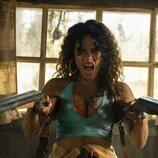 Gina en la segunda temporada de 'Sky Rojo'