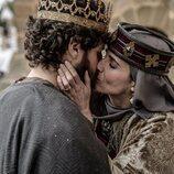 Elia Galera y Francisco Ortiz en la segunda temporada de 'El Cid'