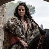 Sarah Perles en la segunda temporada de 'El Cid'