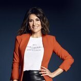 Nagore Robles, presentadora de Mediaset