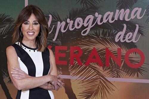Ana Terradillos, presentadora de 'El programa del verano'