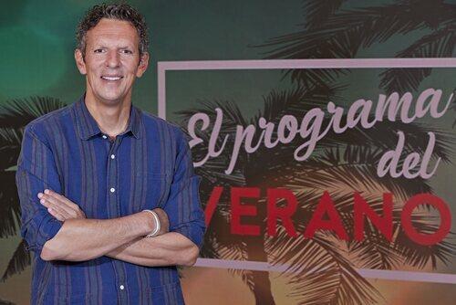 Joaquín Prat regresa como presentador de 'El programa del verano'