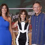 Joaquín Prat, Patricia Pardo y Ana Terradillos en 'El programa del verano' 2021