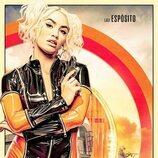 Lali Espósito posa en el póster de 'Sky Rojo 2'