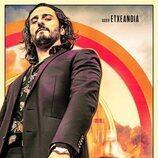 Asier Etxeandía en la serie 'Sky Rojo'