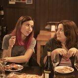 Bárbara Goenaga y Mariona Terés en 'Supernormal'
