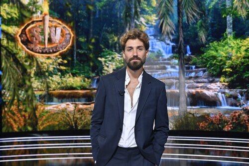 Alejandro Albalá en la final de 'Supervivientes 2021'