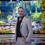 Carlos Alba en la final de 'Supervivientes 2021'