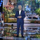 Carlos Sobera presenta la final de 'Supervivientes 2021'