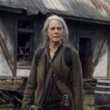 Melissa McBride en la temporada 11 de 'The Walking Dead'