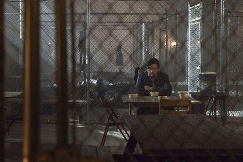 Josh McDermitt en la temporada 11 de 'The Walking Dead'