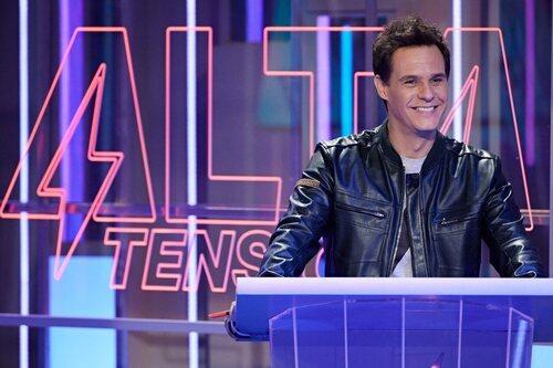 Christian Gálvez, presentador de 'Alta tensión'