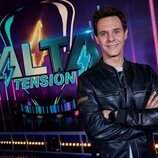 Christian Gálvez es el presentador de 'Alta tensión' en Telecinco