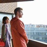 Carmen y Borja en la segunda temporada de 'Valeria'