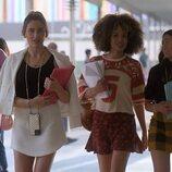 Selena Sloan, Paris Jackson, Ahsley Martin Carter y Valerie Loo en 'American Horror Stories'
