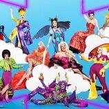 Las 12 reinas de la tercera edición de 'RuPaul's Drag Race UK'