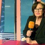Elisenda Roca, la voz invisible de 'Saber y ganar'