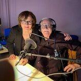 Elisenda Roca y Juanjo Cardenal, las dos voces de 'Saber y ganar'