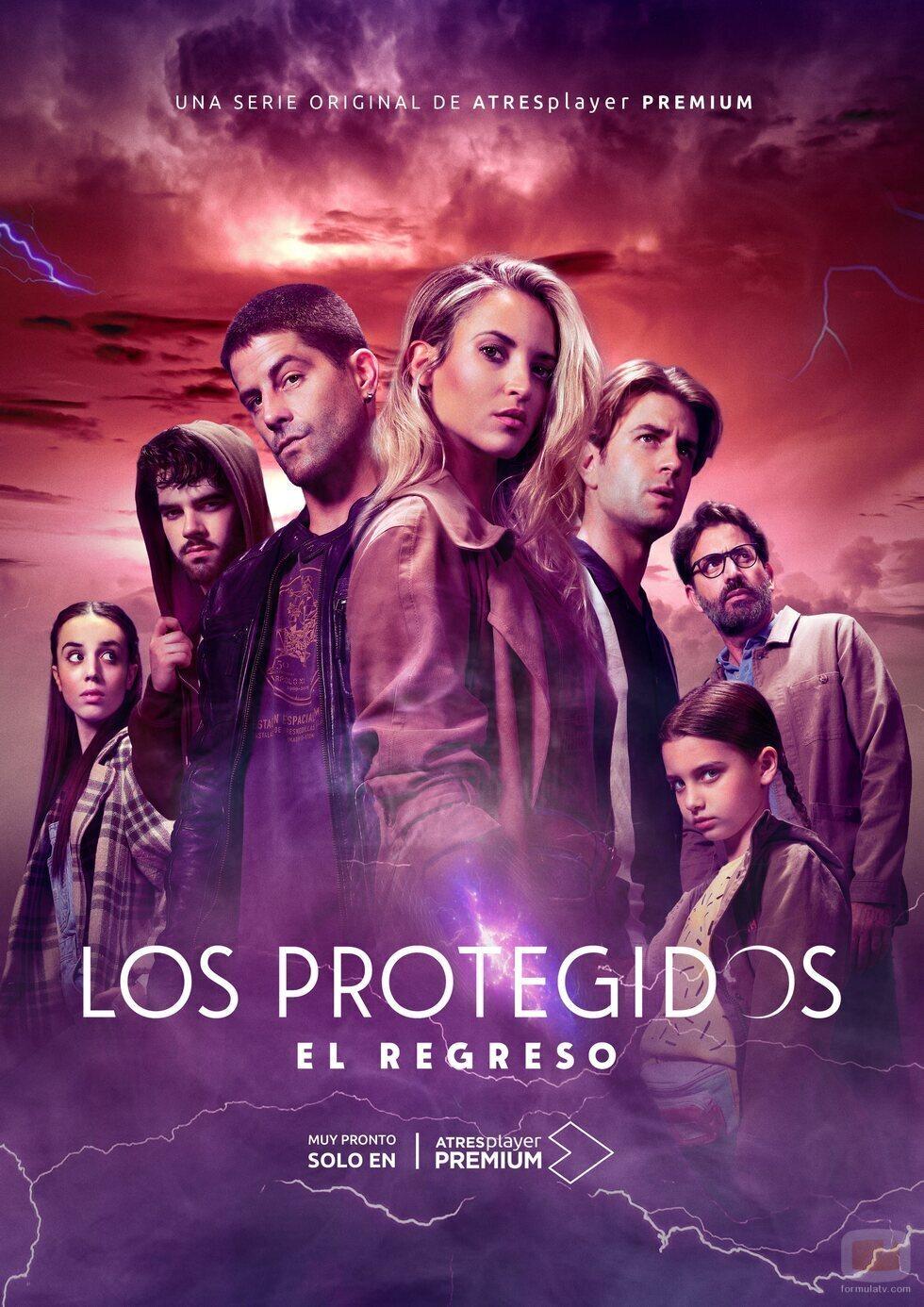 Cartel de 'Los protegidos: El regreso'