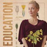 Póster de Jean en la tercera temporada de 'Sex Education'