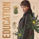 Póster de Maeve en la tercera temporada de 'Sex Education'