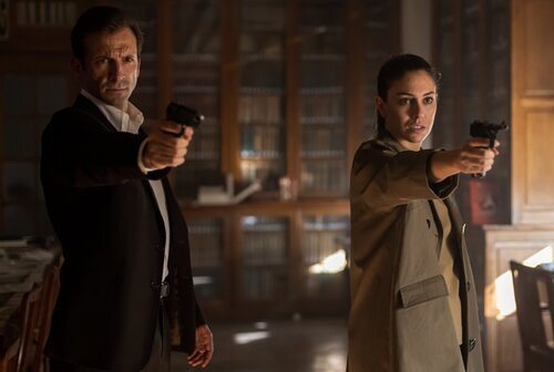 Iván Marcos y Blanca Suárez apuntan en 'Jaguar'
