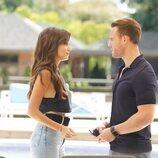 Los personajes de Eda y Serkan en 'Love is in the air'
