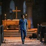 John Cho como Spike Spiegel en 'Cowboy Bebop'
