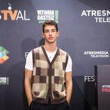 Manu Ríos en el FesTVal durante la presentación de 'La edad de la ira'
