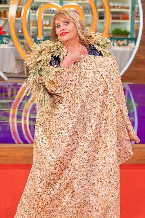 Posado de Carmina Barrios, aspirante de 'Masterchef Celebrity 6'