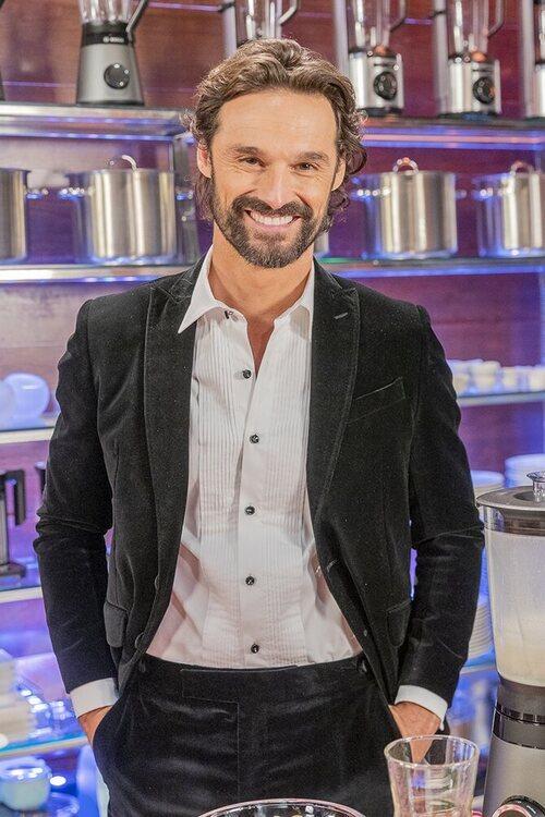 Posado de Iván Sánchez, aspirante de 'Masterchef Celebrity 6'