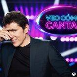 Manel Fuentes, presentador de 'Veo cómo cantas'