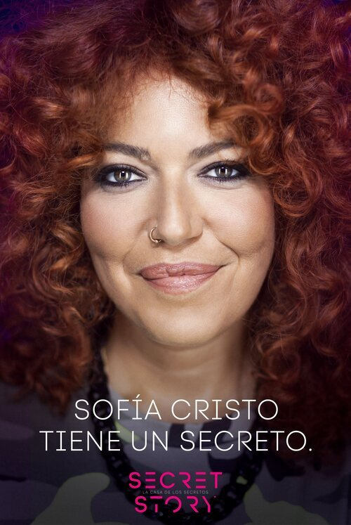 Sofía Cristo, concursante de la primera edición de 'Secret Story'