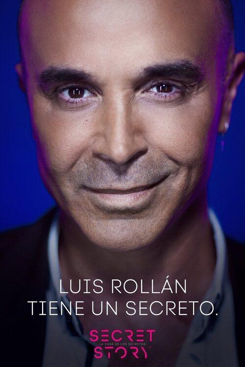 Luis Rollán, concursante de la primera edición de 'Secret Story'