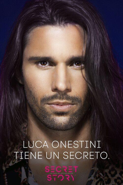 Luca Onestini, concursante de la primera edición de 'Secret Story'