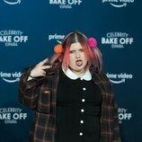 Esty Quesada, concursante de 'Celebrity Bake Off España'