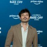 Andrés Velencoso, concursante de 'Celebrity Bake Off España'