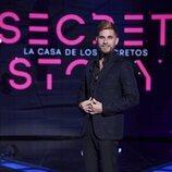 Tom Brusse, en la gala 1 de 'Secret Story'
