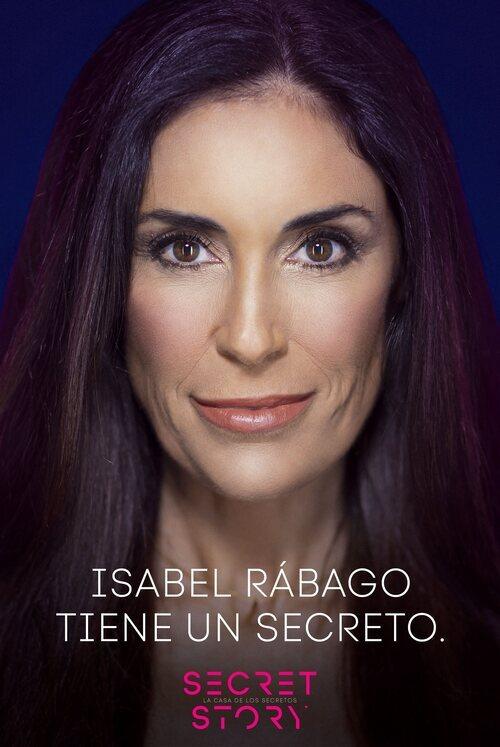Isabel Rábago, concursante de la primera edición de 'Secret Story'