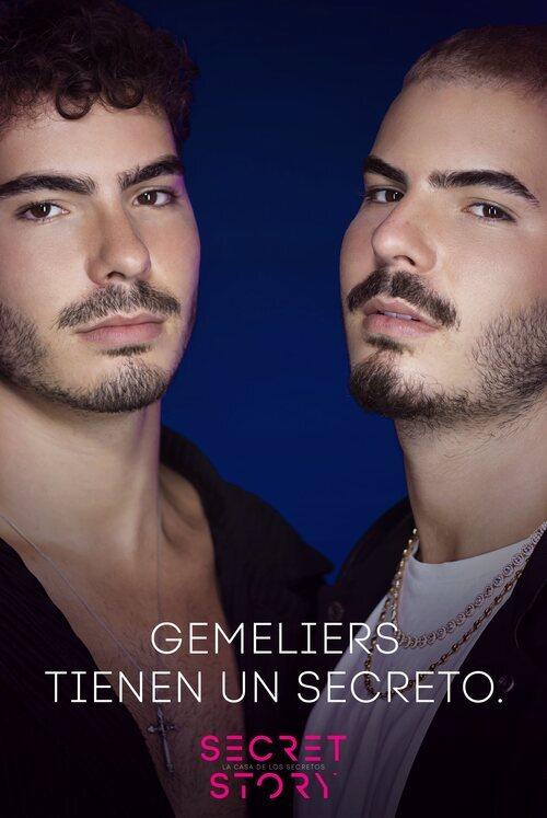Los Gemeliers, concursantes de la primera edición de 'Secret Story'