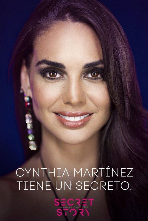 Cynthia Martínez, concursante primera edición 'Secret Story'