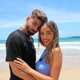Isaac Torres y Lucia Sánchez, participantes de 'La última tentación'