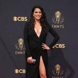 Cecily Strong, en la alfombra roja de los Emmy 2021