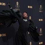 Billy Porter, en la alfombra roja de los Emmy 2021