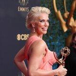 Hannah Waddingham, ganador del Emmy 2021 a Mejor Actriz de Reparto de Comedia