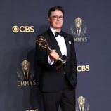 Stephen Colbert, ganador del Emmy 2021 a Mejor Especial de Variedades (directo)
