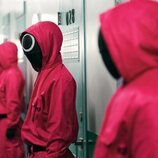 Los vigilantes enmascarados de 'El juego del calamar'